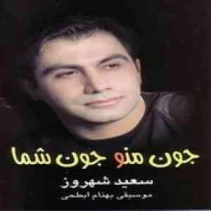 دانلود آهنگ نگو نه سعید شهروز
